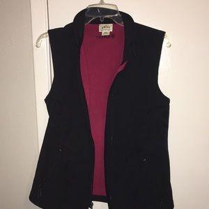Ariat Black Vest (feels like scuba material)